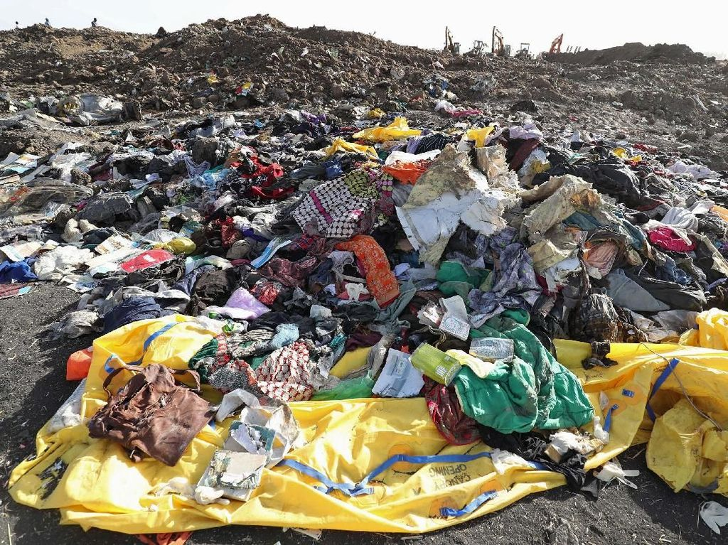Data CVR Ethiopia Airlines Mulai Diselidiki