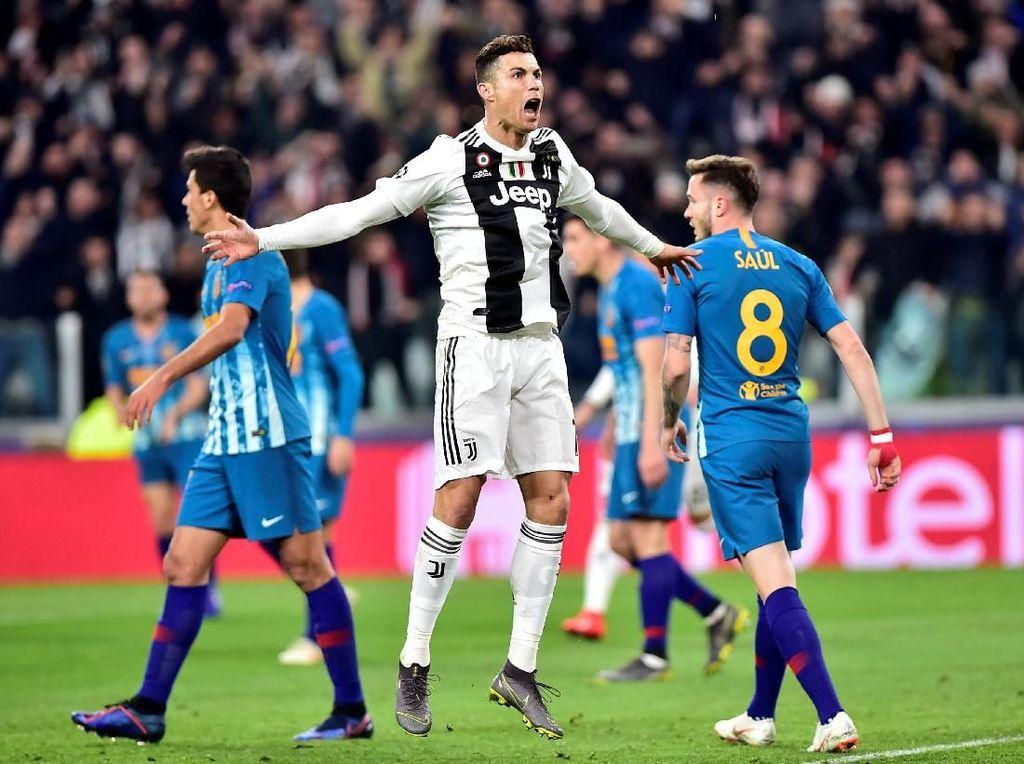 Evra Ungkap Percakapannya dengan Ronaldo Sebelum Comeback Juve