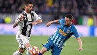 Debut Oke Spinazzola di Liga Champions