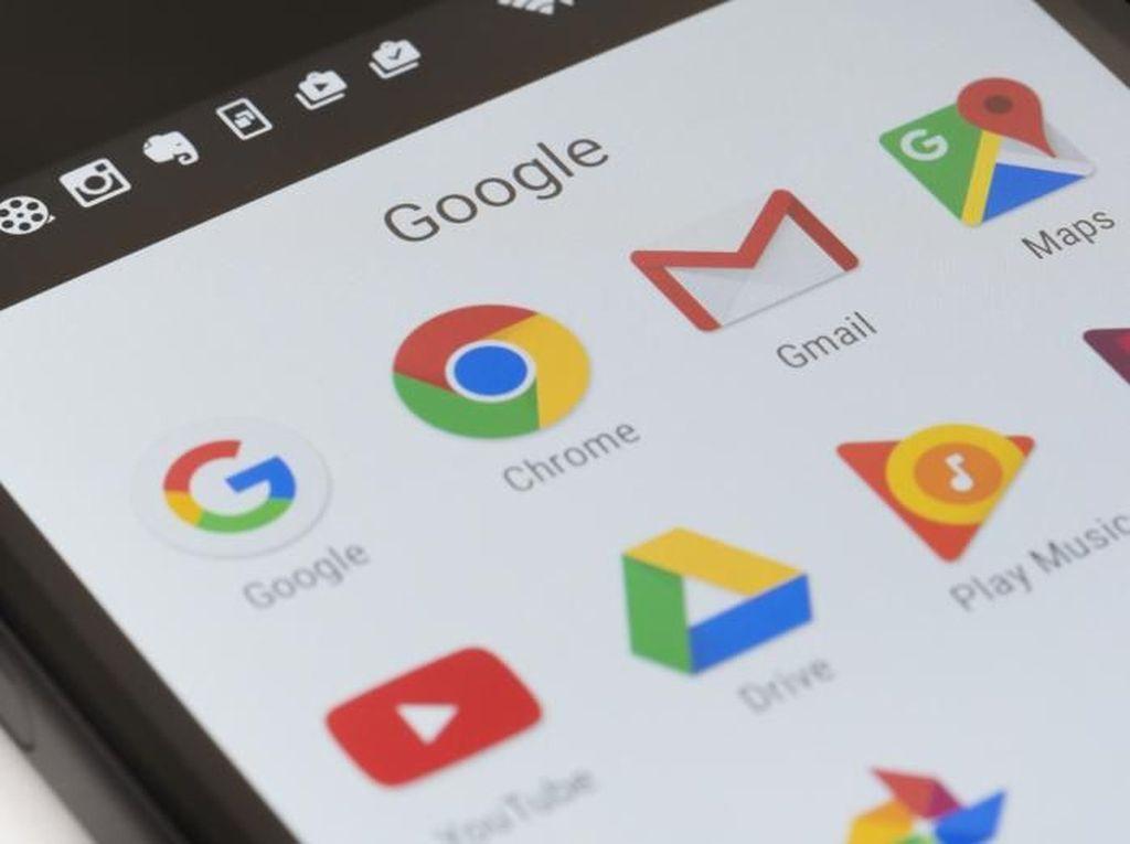 Gmail Down di Beberapa Negara, Netizen Ngeluh