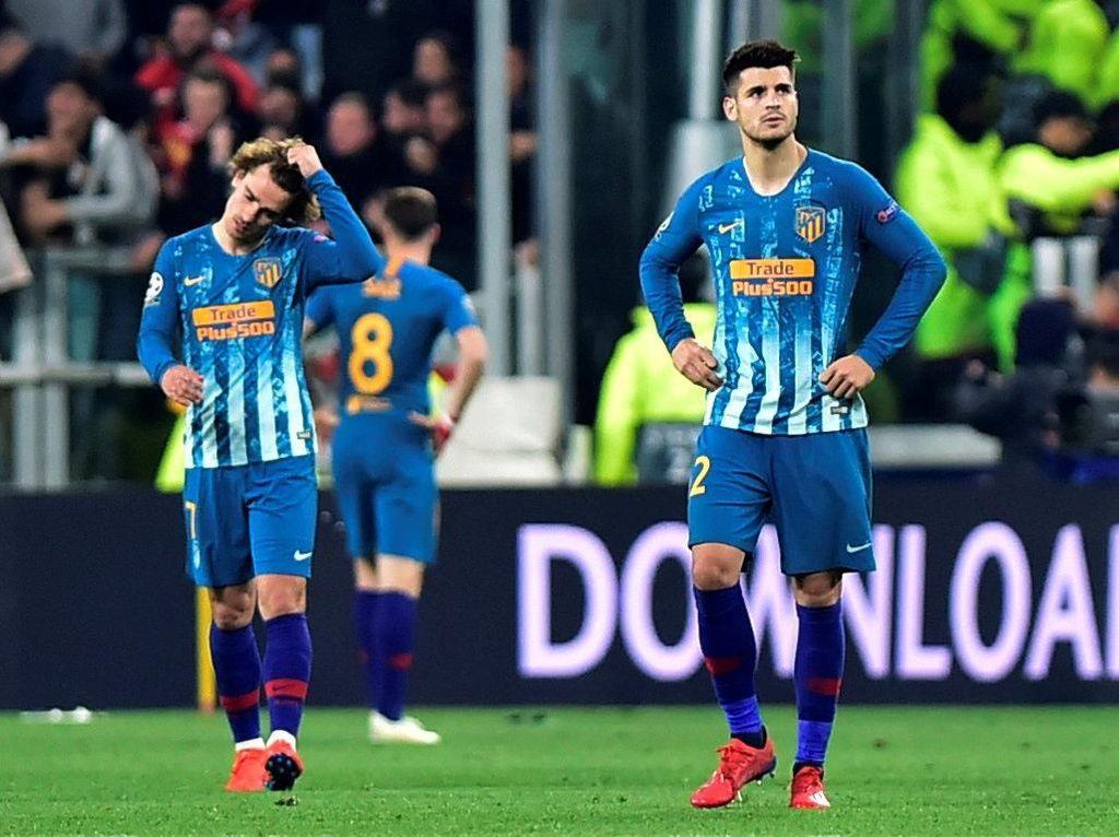 Blunder Morata dan Ribut-Ributnya dengan Chiellini