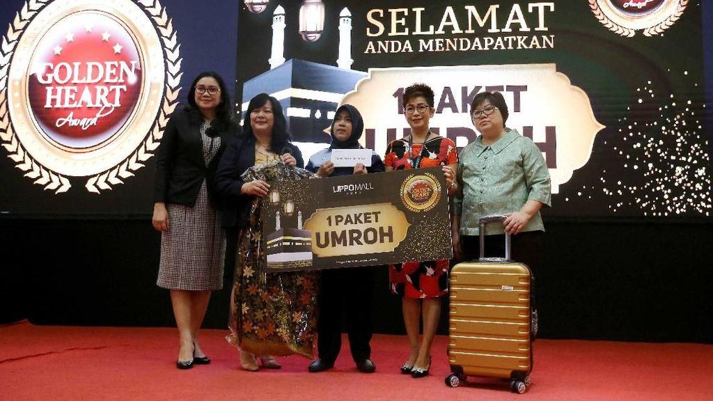 Berhadiah Umrah, Begini Keseruan Golden Heart Award 2019