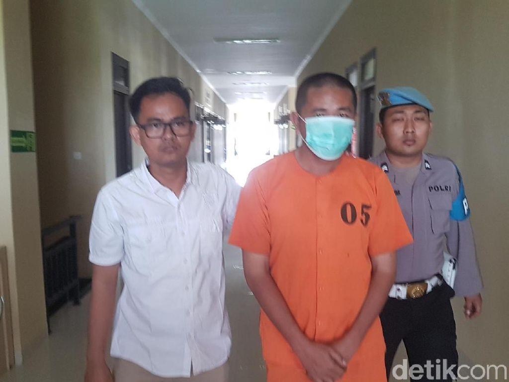 Pemalsu KTP dan SIM Berkedok Tukang Fotokopi Ditangkap di Serang