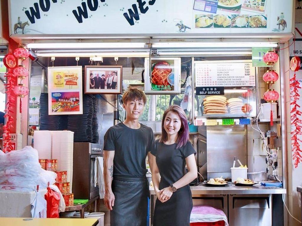 Kisah Cinta Pria Bertemu Jodoh di Restoran Langganan Mantan Pacarnya