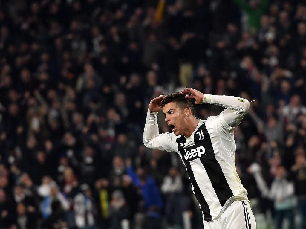 Si Superhuman Cristiano Ronaldo, Jonan Dikabarkan Pecah Pembuluh Darah