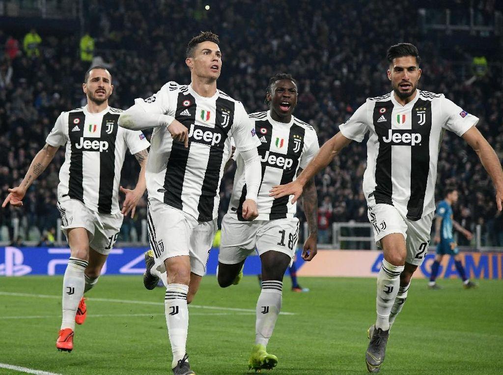 Juventini Siap-siap, Juventus Bisa Segel Scudetto Akhir Pekan Ini