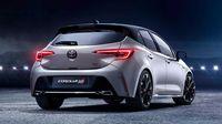 Corolla GR Sport, Hatchback yang Makin Gahar
