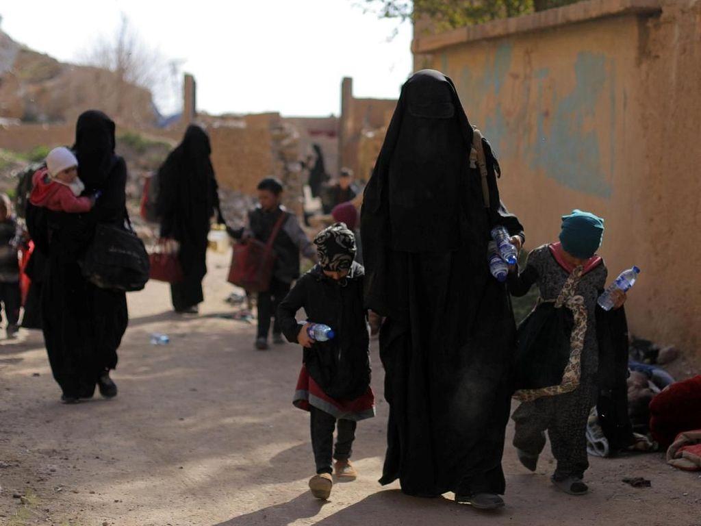 Ini Kriteria Anak Eks WNI ISIS yang Dikaji untuk Dipulangkan ke RI