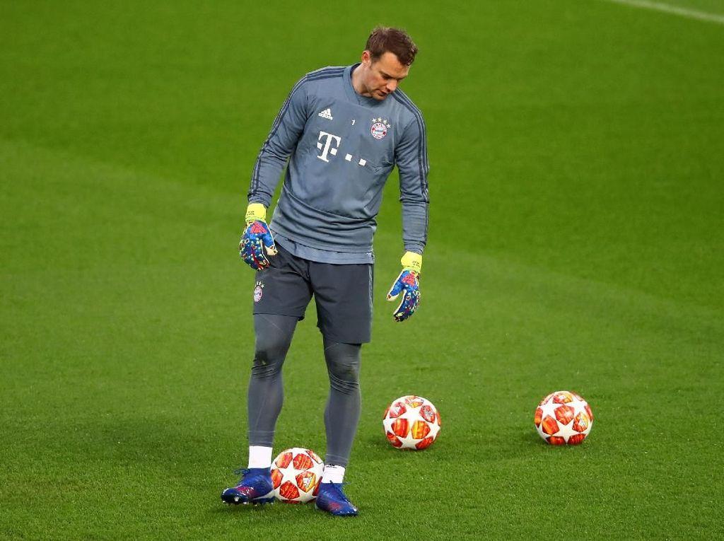 Neuer kepada Liverpool: Bayern Rindu Kemenangan Kandang di Liga Champions