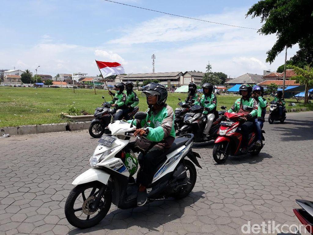 Driver Go-Jek Batal Mogok di Hari Pertama Puasa