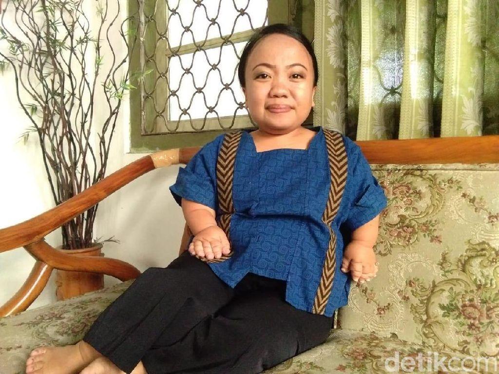 Anggi, Penyandang Disabilitas yang Ingin Berjuang di Parlemen