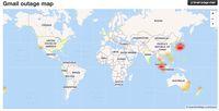 Gmail Tumbang, Pengguna Kelabakan