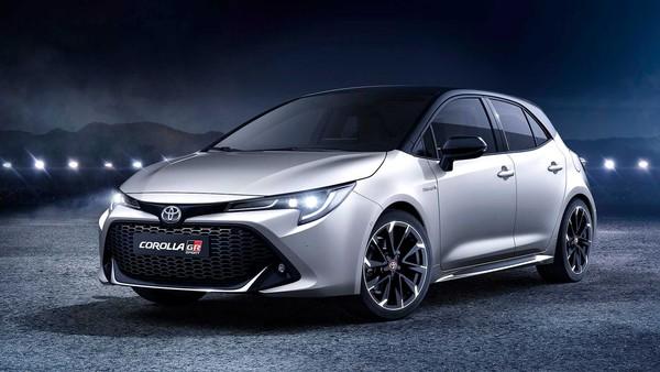 Toyota Corolla GR Sport. Foto: Dok. Motor1