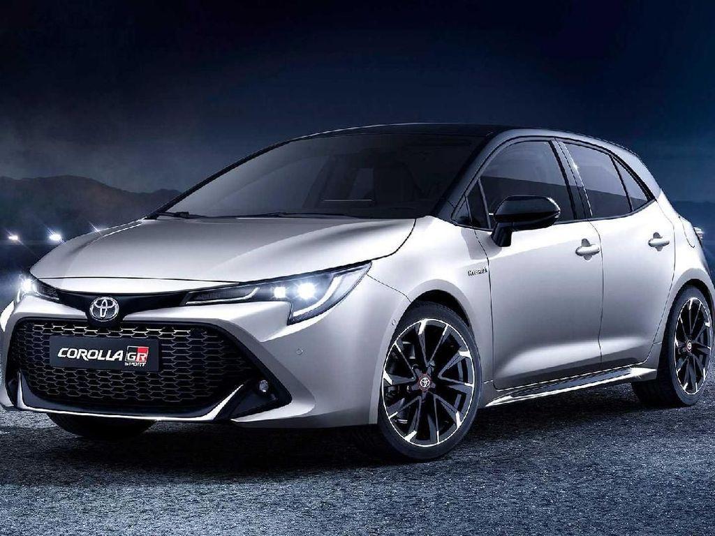 Toyota Corolla GR Sport, Hatchback yang Makin Gahar