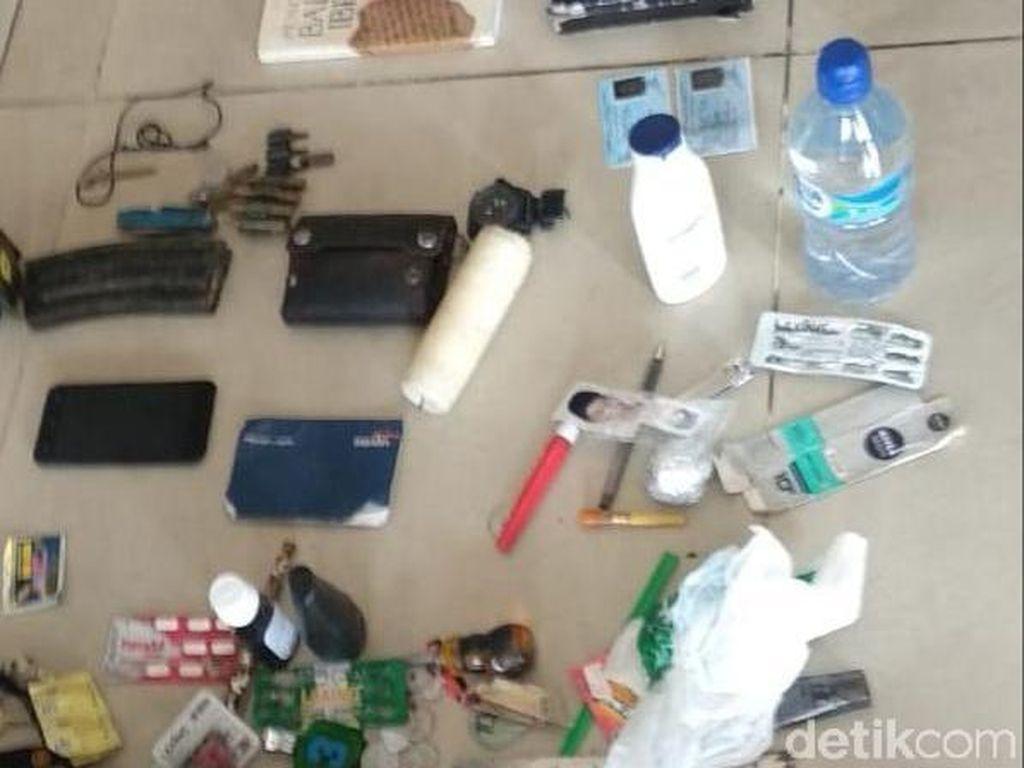 Pria Pembawa Bahan Peledak di Mako Brimob Yogya Berasal dari Cirebon