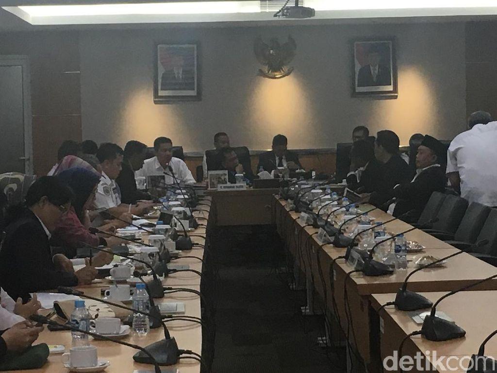 DPRD DKI Bentuk Pansus Pemilihan Cawagub Jakarta