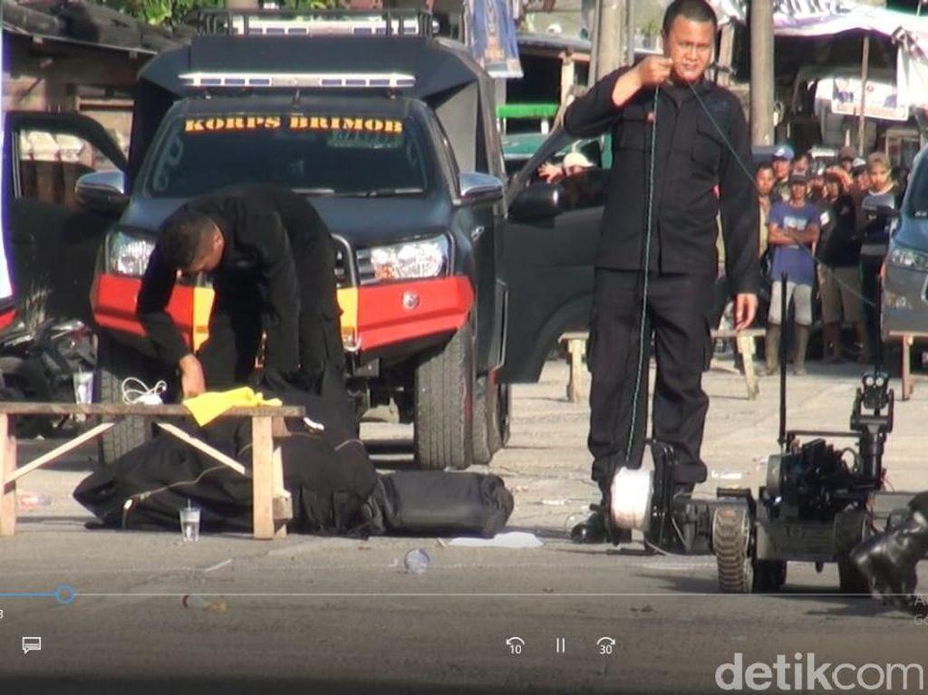 Fakta-fakta Penyergapan Teroris di Sibolga hingga Bom Bunuh Diri