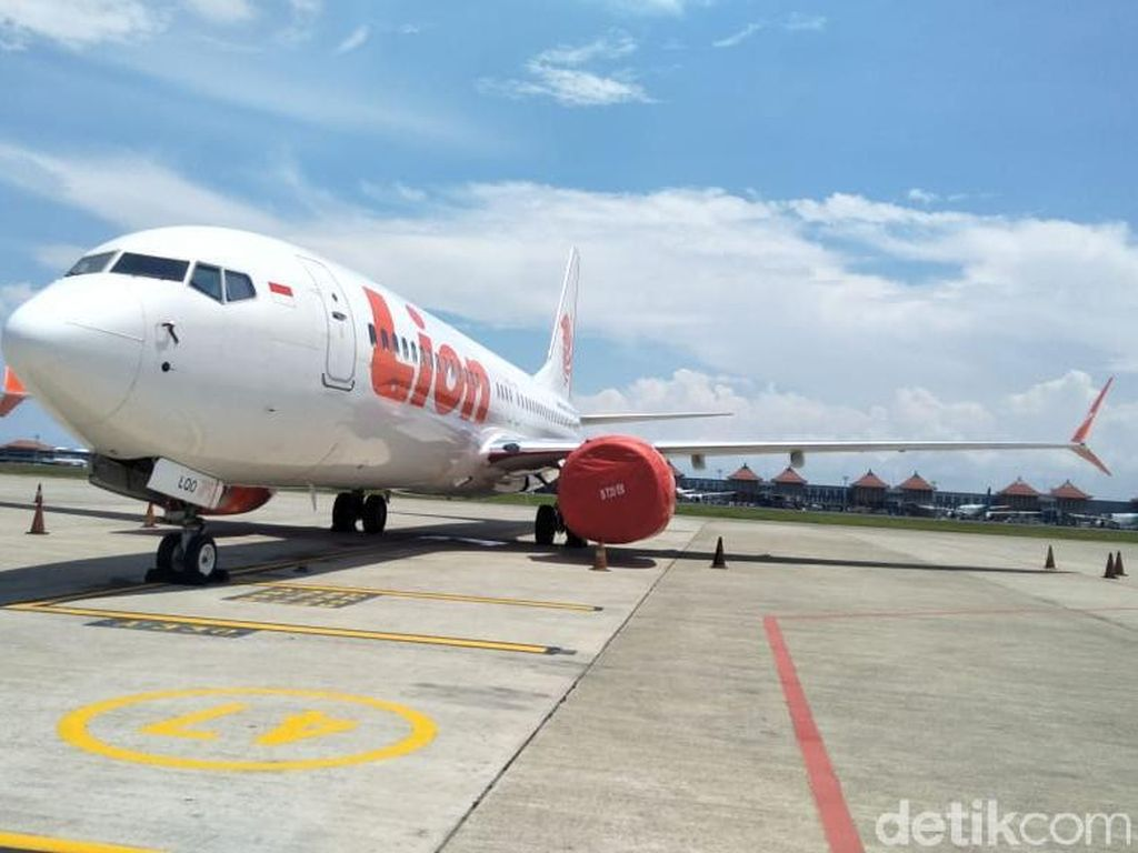 Lion Air bakal Turunkan Harga Tiket Pesawat