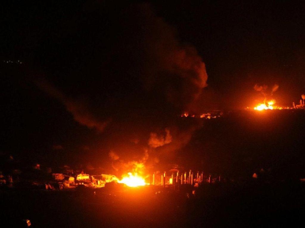 AS Gempur Kantong Pertahanan Terakhir ISIS di Suriah