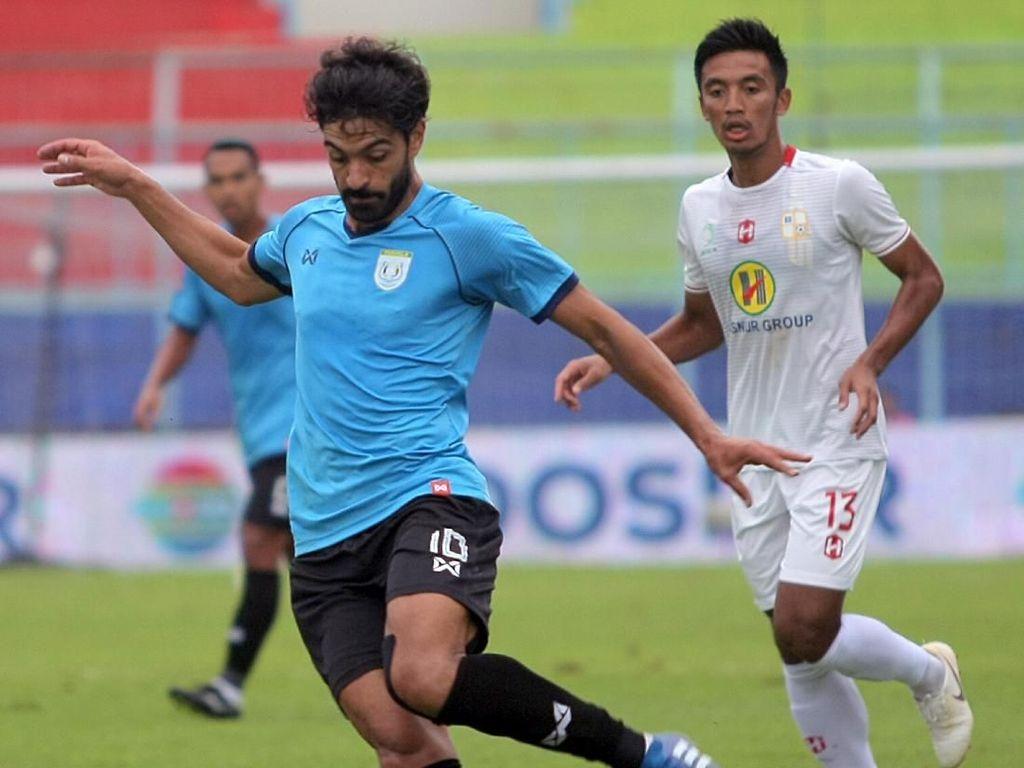 Imbangi Barito 1-1, Persela Lolos Perempatfinal Piala Presiden