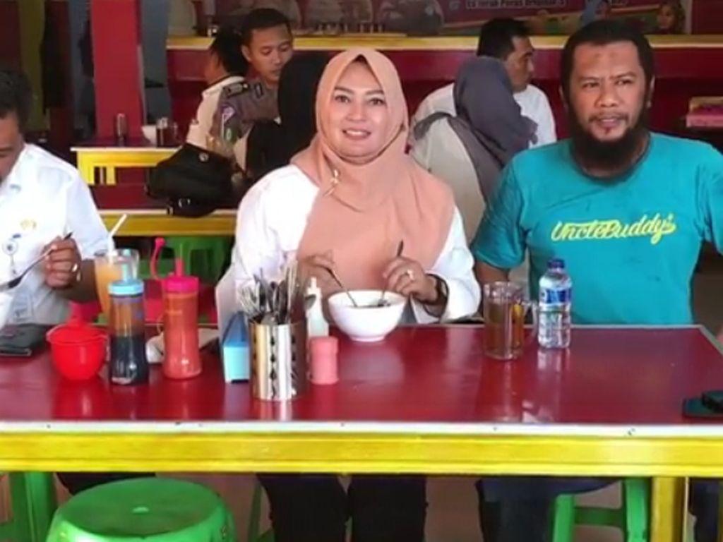 Heboh Mobil Dinas Rp 1,9 M, Bupati Irna Narulita Ternyata Doyan Sushi dan Bakso!
