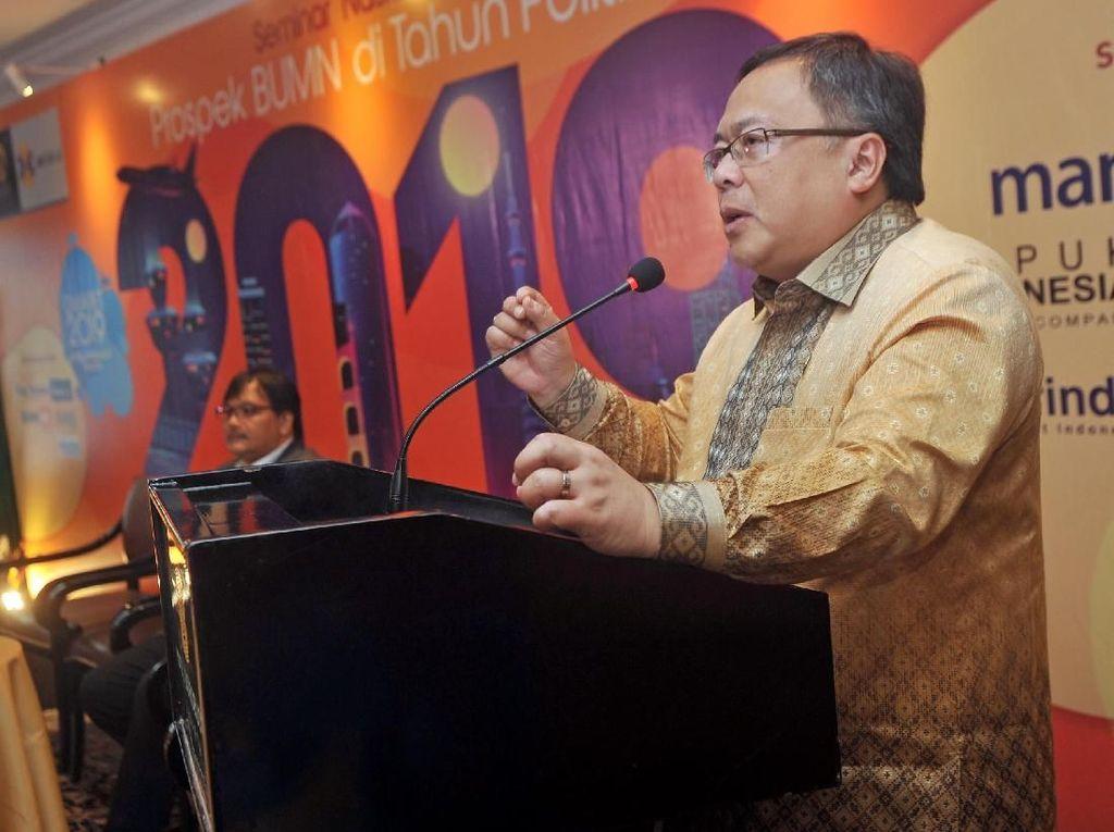 Prospek BUMN di Tahun Politik