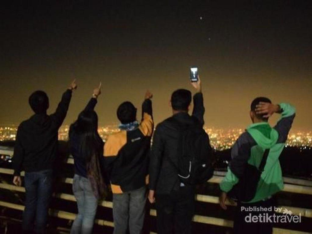 Malam Tahun Baru, Bukit Bintang Tak Layani Aktivitas Perkemahan