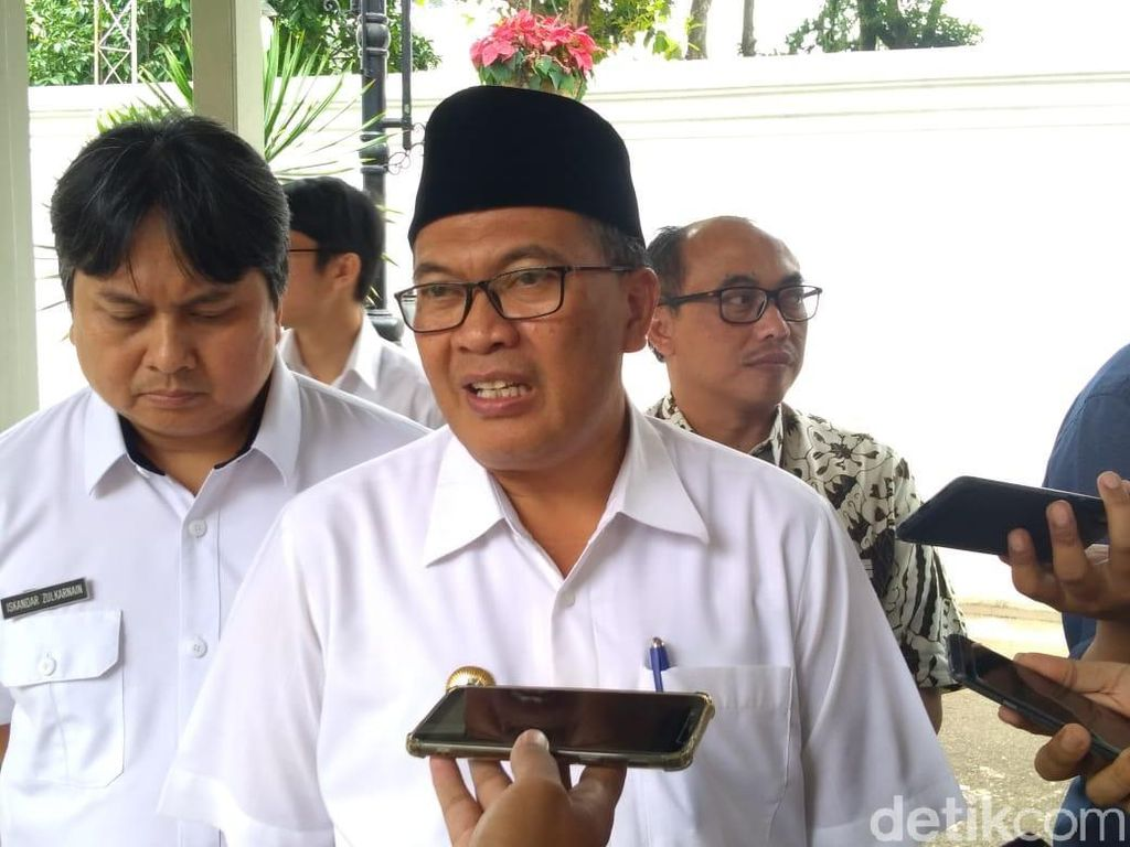 Oded Koordinasi Lintas Wilayah Atasi Masalah Banjir Bandung Timur