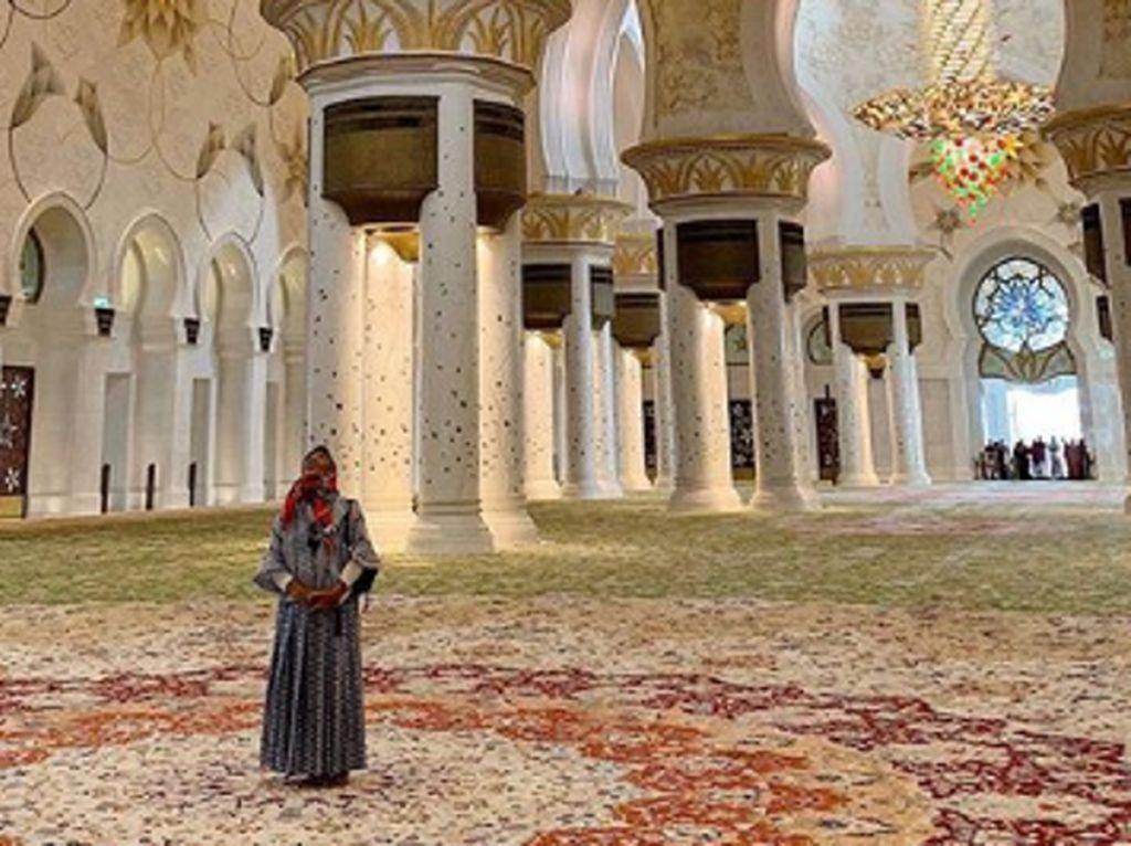 Menteri Susi: Masjid Terindah Mana yang Sudah Kamu Kunjungi?