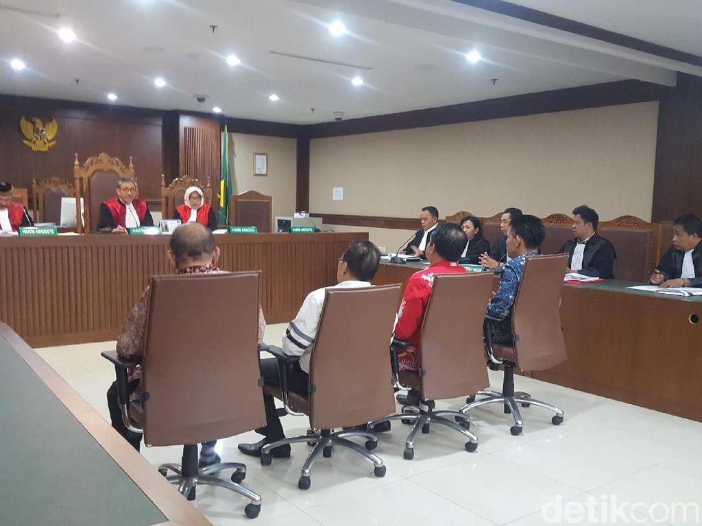 4 Anggota DPRD Kalteng Didakwa Terima Suap Rp 240 Juta dari Bos PT BAP