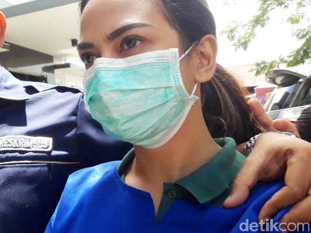 Vanessa Angel Protes Menu Penjara, Begini Aturan Menu Pesakitan