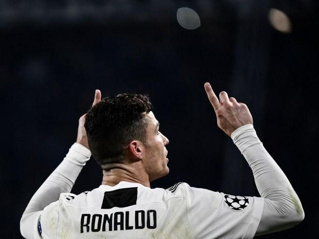 Bernardeschi: Gila Kalau Ronaldo Sampai Diskors!