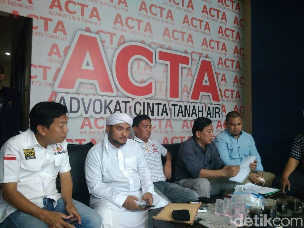 ACTA: Kepulangan Habib Rizieq akan Lebih Mudah Jika Prabowo Presiden