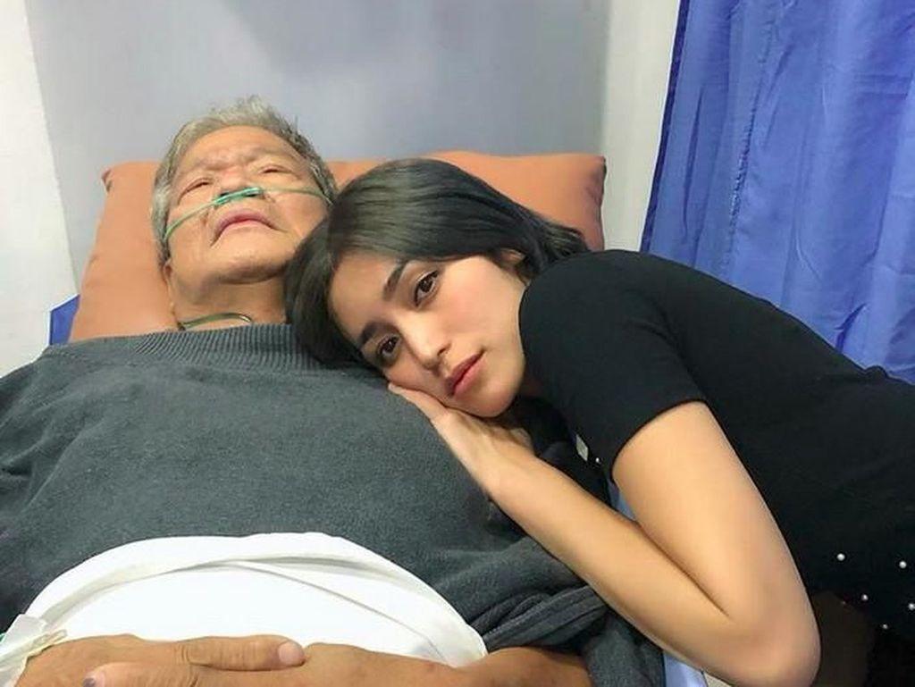 Dirawat Intensif, Ayah Jessica Iskandar Sudah Bisa Bercanda