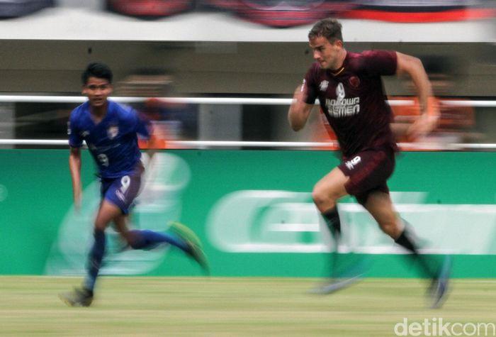PSM Makassar memperoleh kemenangan perdana di babak Grup H Piala AFC 2019.