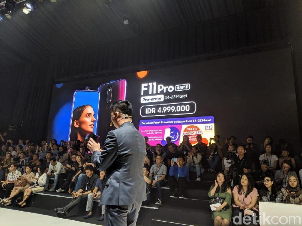 Bukan Lagi Selfie Expert, Oppo Banting Setir di F11 Pro