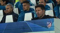 Atletico Tersingkir dari Liga Champions, Simeone: Ini Salah Saya