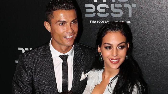 Cristiano Ronaldo dan Georgina Rodriguez. (Foto: Dok. Instagram @georginarodriguez)