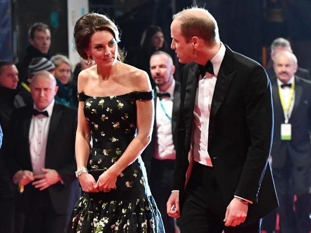 Ada Kabar William Selingkuhi Kate Middleton, Istana Tak Tinggal Diam