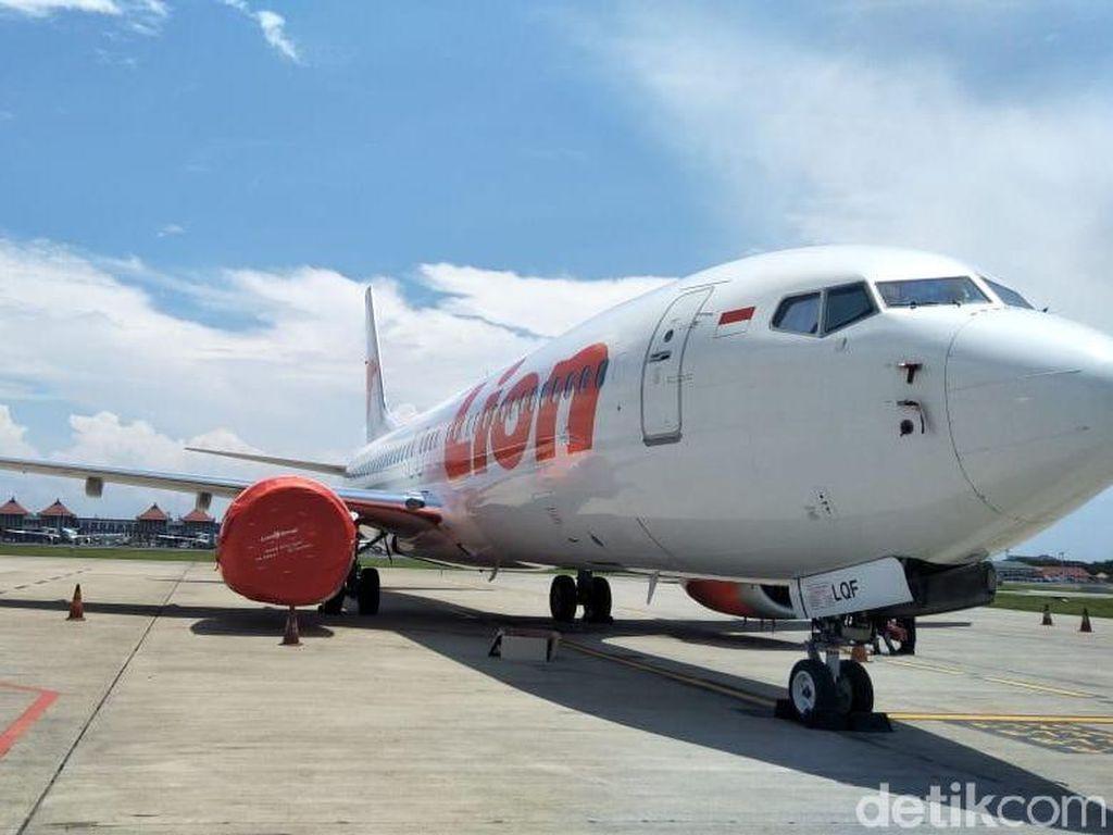 Lion Air Grounded Pilot yang Diduga Pukul Pegawai Hotel