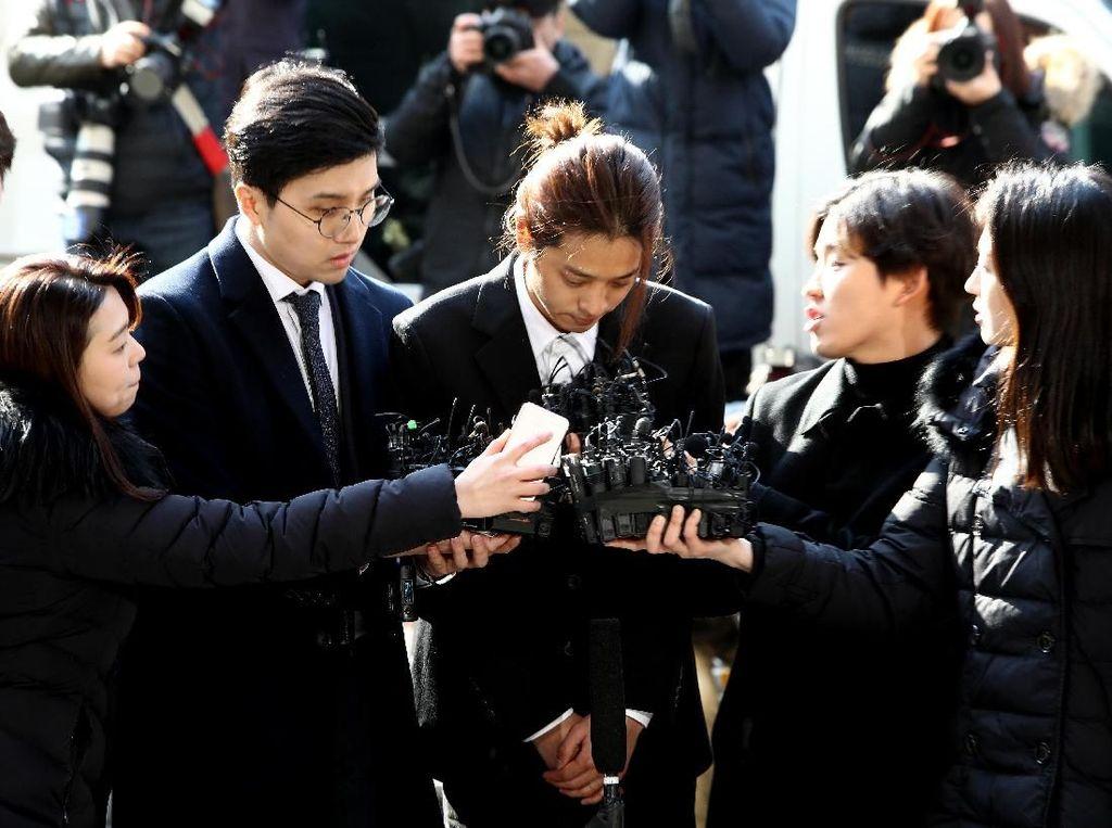 Minta Maaf, Jung Joon Young-Choi Jonghun Bantah Tudingan Pemerkosaan