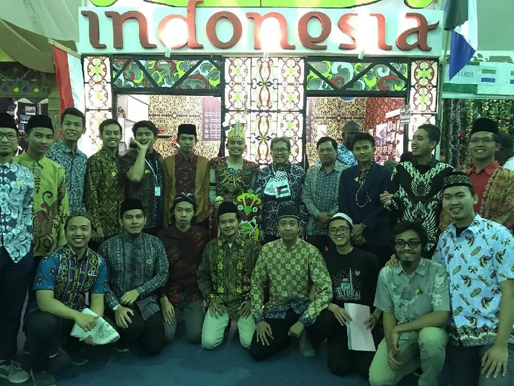 Hadiri Festival Budaya di UIM, KJRI Jeddah Semangati Mahasiswa Indonesia