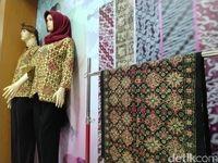 Motif batik Ciamis (Dadang Hermansyah/detikcom)