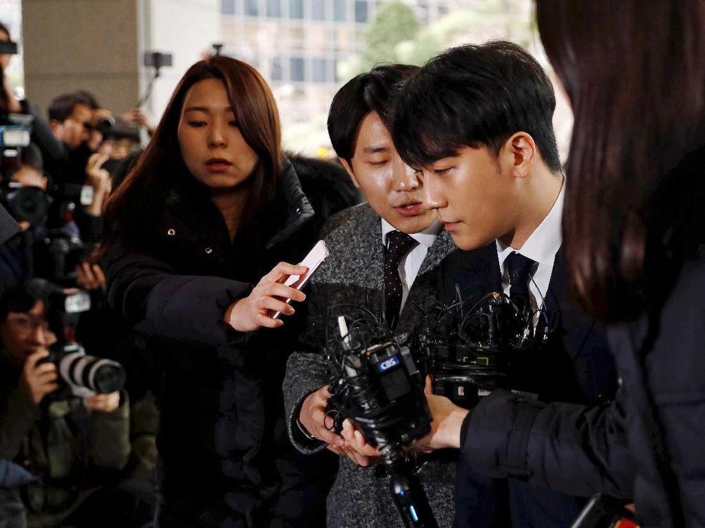 Presiden Korea Selatan Perintahkan Investigasi Mendalam di Kasus Seungri