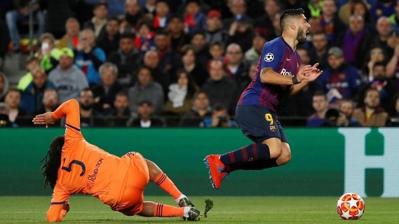 Suarez Bicara Soal Hadiah Penalti untuk Barcelona