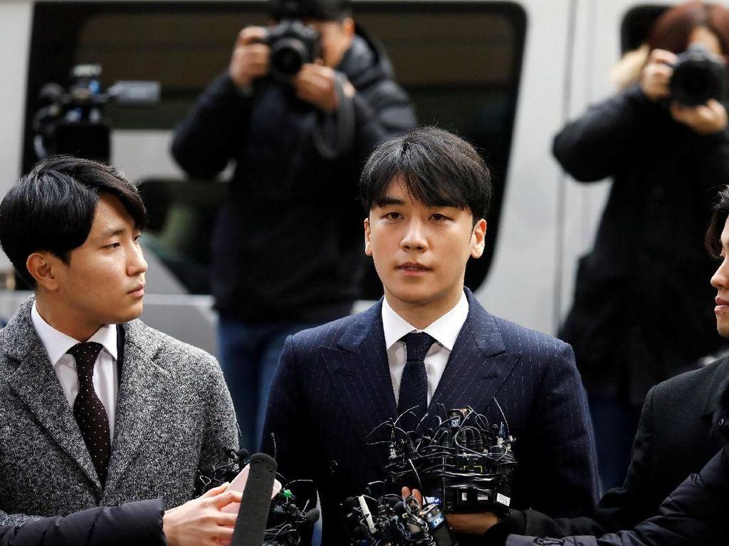 Seungri dan Choi Jonghun Bantah Tudingan Prostitusi dan Pelecehan