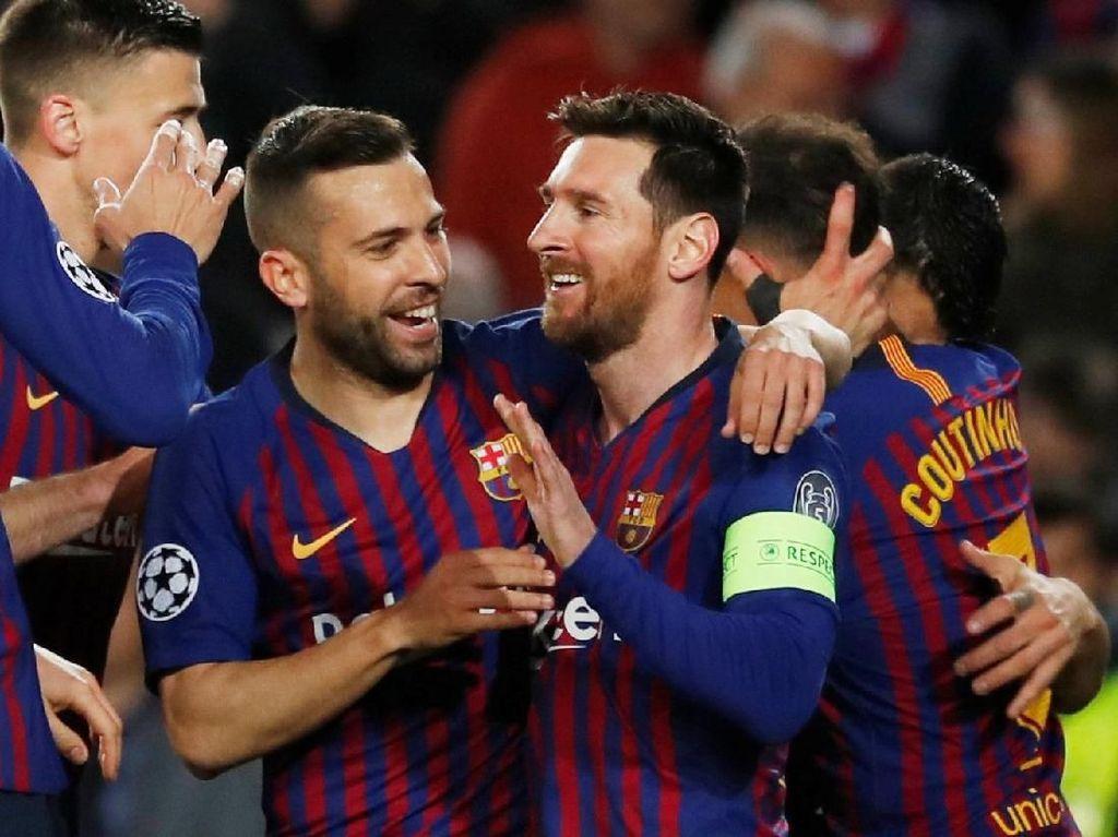 Instagram Down, Barcelona dan Liverpool Tak Bisa Pamer Kemenangan di Liga Champions