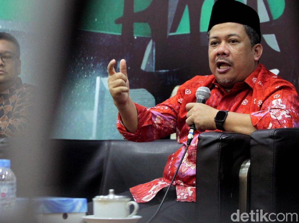 Jokowi Ingin Pindahkan Ibu Kota Negara, Fahri Hamzah Usul ke Pulau Seribu