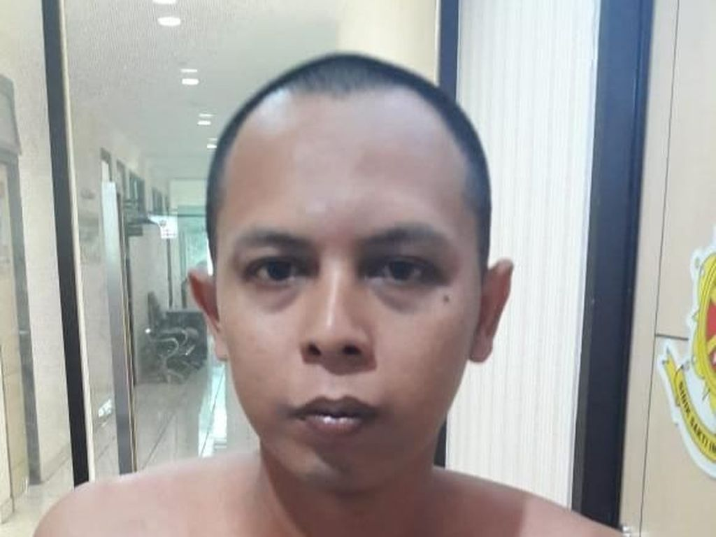Bertato, Ini Sosok Pria yang Ngaku Teroris karena Tak Mau Ditilang