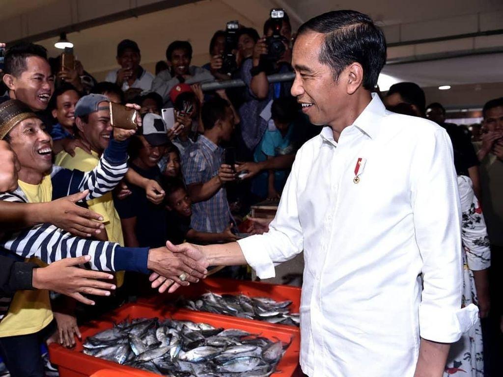 Harapan Jokowi untuk Wisata Pasar Ikan Modern Muara Baru